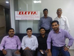 Eletta India 2014