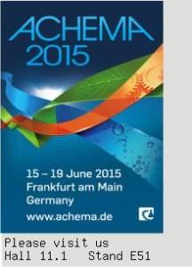 Achema logo 2015